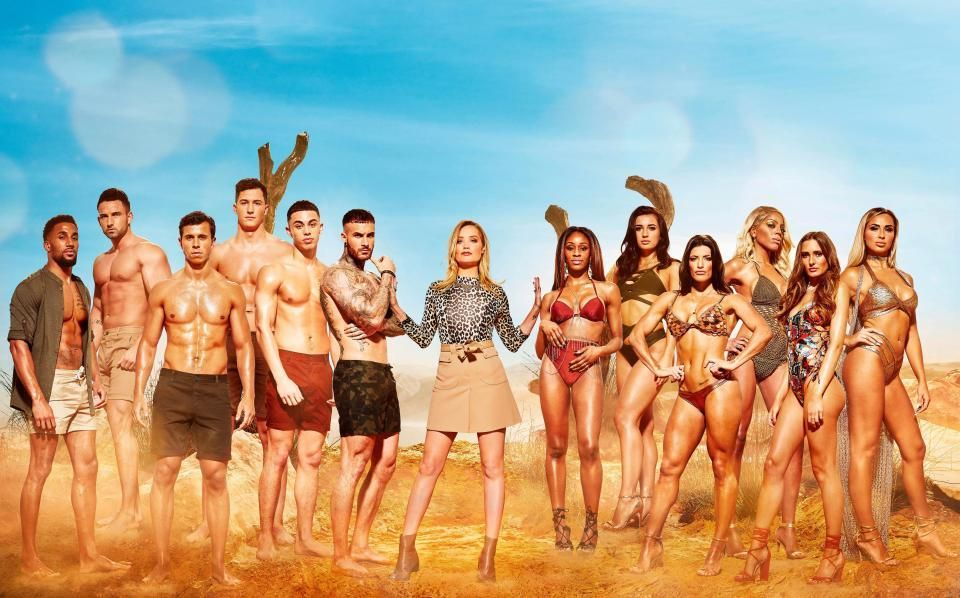 Meet the 12 contestants for new reality series Survival Of The Fittest. Source: ITV2