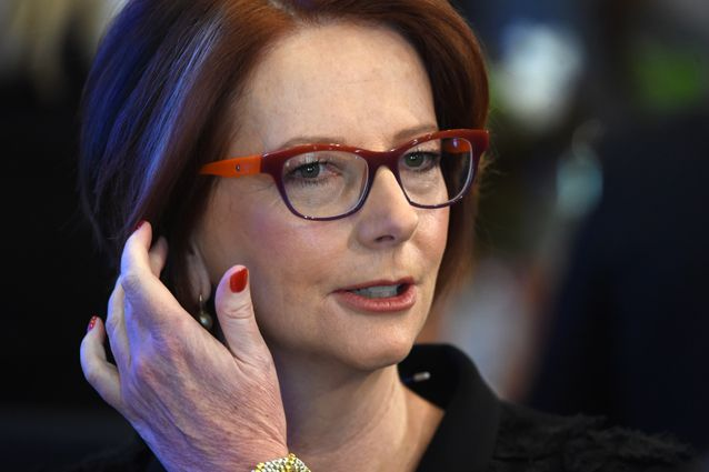 So too did former PM Julia Gillard, according to claims. Source: AAP