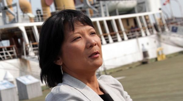 Olivia Chow (Photo courtesy of the Canadian Press)