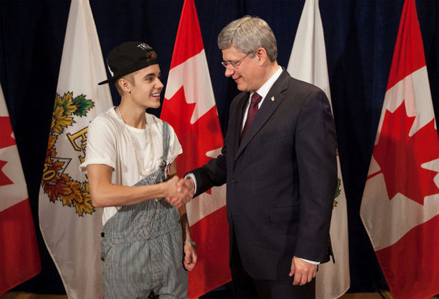 Stephen Harper/Flickr