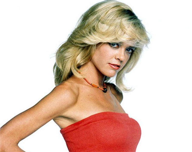 "Lisa Robin Kelly in her ""That '70s Show"" days. (Fox)"