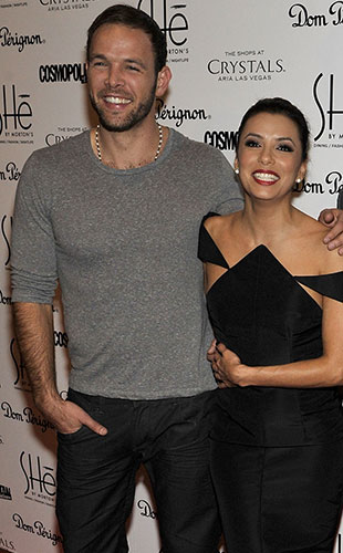 Ernesto Arguello and Eva Longoria are now dating. (Jeff R. Bottari/Getty Images)