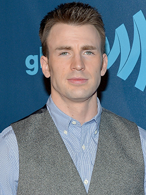 Chris Evans (Getty Images)