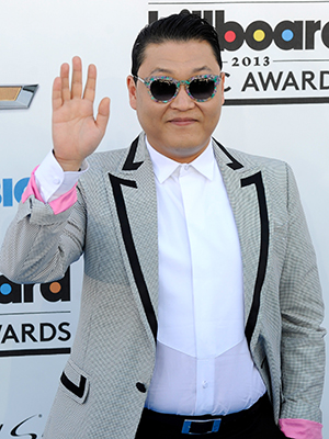 Psy at the Billboard Awards (Getty Images)