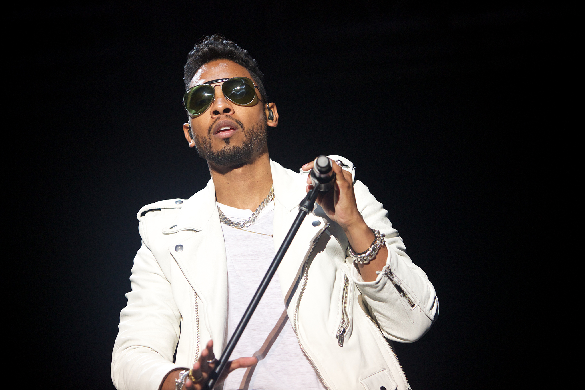 Singer Miguel was arrested for DUI on 8/15/13 (WireImage)