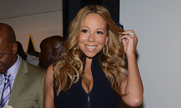 Mariah Carey (Getty Images)