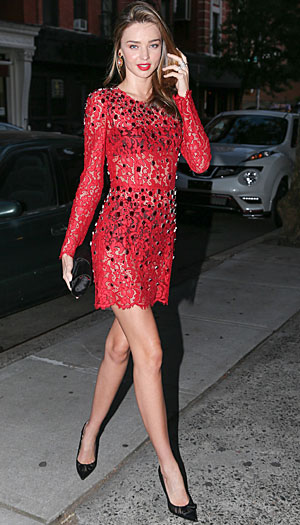Miranda Kerr on June 21 (Splash News)