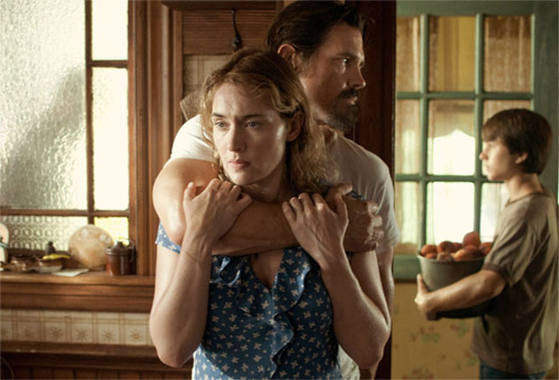 "Kate Winslet and Josh Brolin in Jason Reitman's ""Labor Day."""