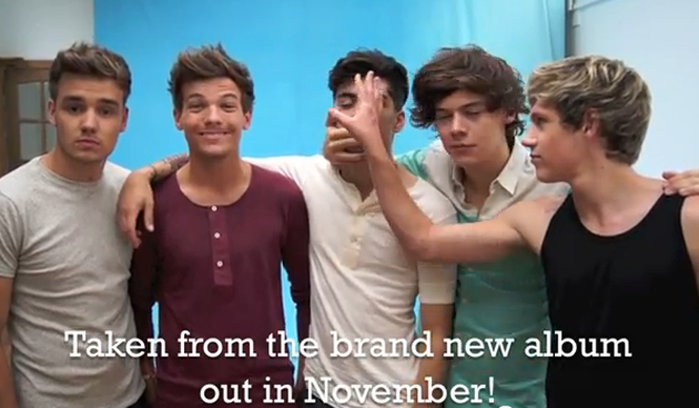 Who Are One Direction Hookup Yahoo