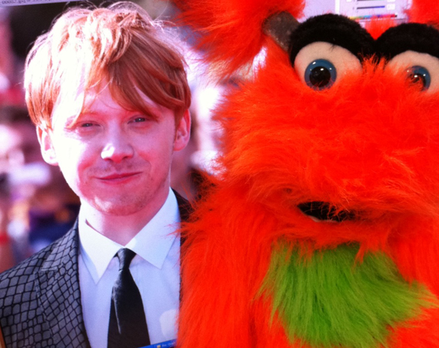 Rupert Grint Separated at birth: Rupert and Mr omg! are both beautiful red ...