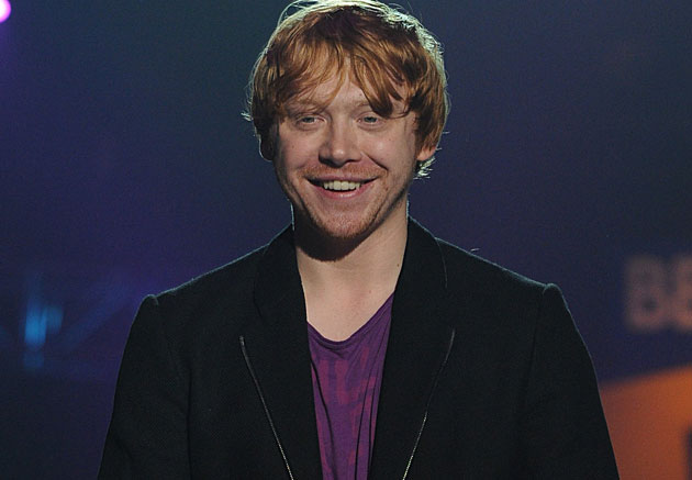 We put YOUR questions to Rupert Grint last night/PA