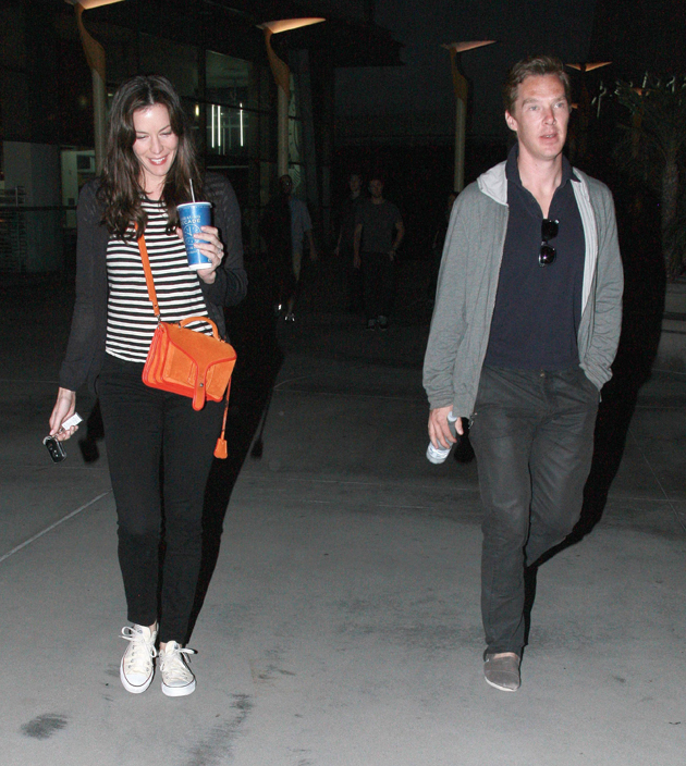 Benedict Cumberbatch and Liv Tyler - Dating, Gossip