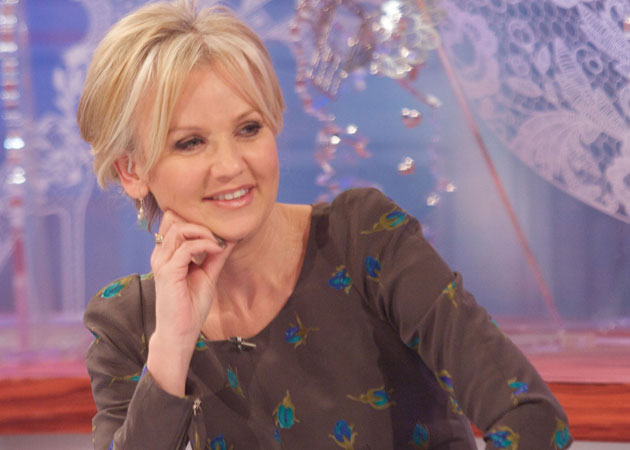 ... proposal and now we've got one courtesy of Loose Women's Lisa Maxwell.