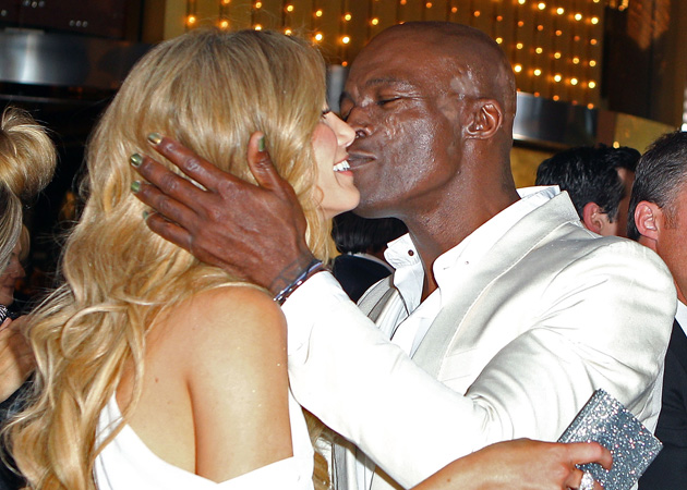 Who is seal dating in Melbourne