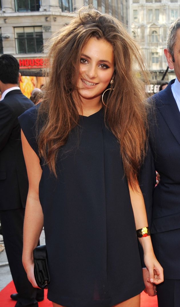 Rowan Atkinson's daughter, Lily Atkinson is a right stunner | the ...