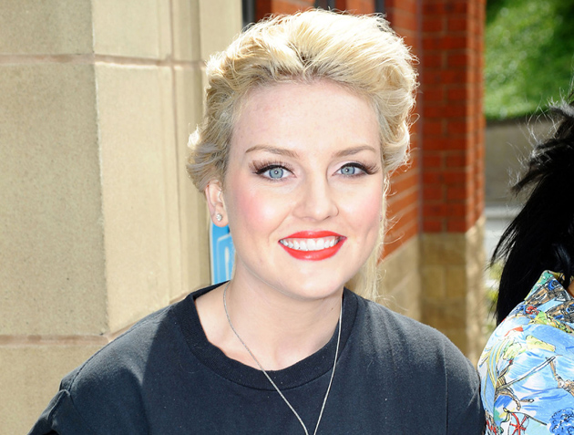 perrie edwards dog food - Perrie Edwards