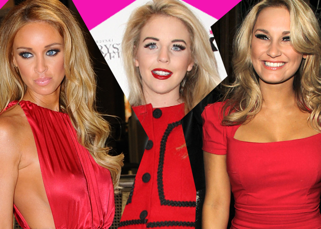 'You don't need to diet to feel sexy!' The TOWIE girls ...