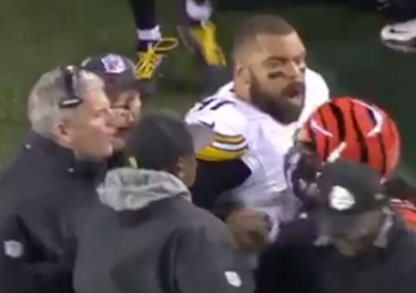 Ryan Shazier Pregame >> Bengals vs. Steelers: 14 incidents that have inflamed AFC North rivalry