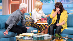 Coleen Nolan Breaks Down As She Discusses Fall-Out From Kim Woodburn's 'Loose Women' Interview