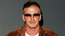 David Beckham's Style Evolution: From Leather And Crucifixes To Underwear Ads