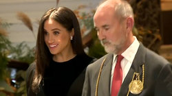 Meghan Markle's First Solo Royal Outing
