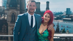 'Strictly' Professional Dianne Buswell Confirms Split From Soap Star Anthony Quinlan