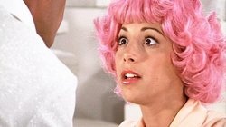 Frenchy From 'Grease' Is Actually Doing 'Dancing On Ice'
