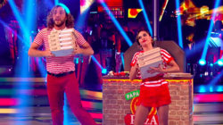 Seann And Katya's Return To The 'Strictly' Dance Floor Pulls In 1 Million Extra Viewers