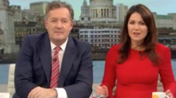 Piers Morgan Takes Heat For Making Light Of #MeToo Movement On 'Good Morning Britain'