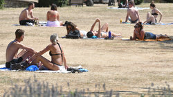 Heatwave Sees First Hosepipe Ban Imposed In England Since 2012