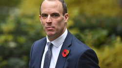 Dominic Raab Admits He Did Not Understand How Important The Dover-Calais Crossing Was