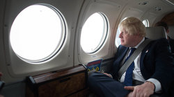 Where's Boris Johnson? The Hunt Is On For The Foreign Secretary