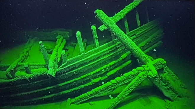 Ancient Shipwrecks Discovered at Depths of Black Sea's Dead Zone Perfectly Preserved After Thousands of Years