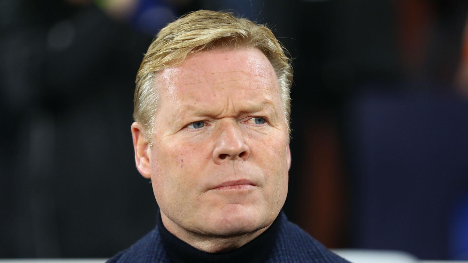 科曼警告说,荷兰不能低估德国