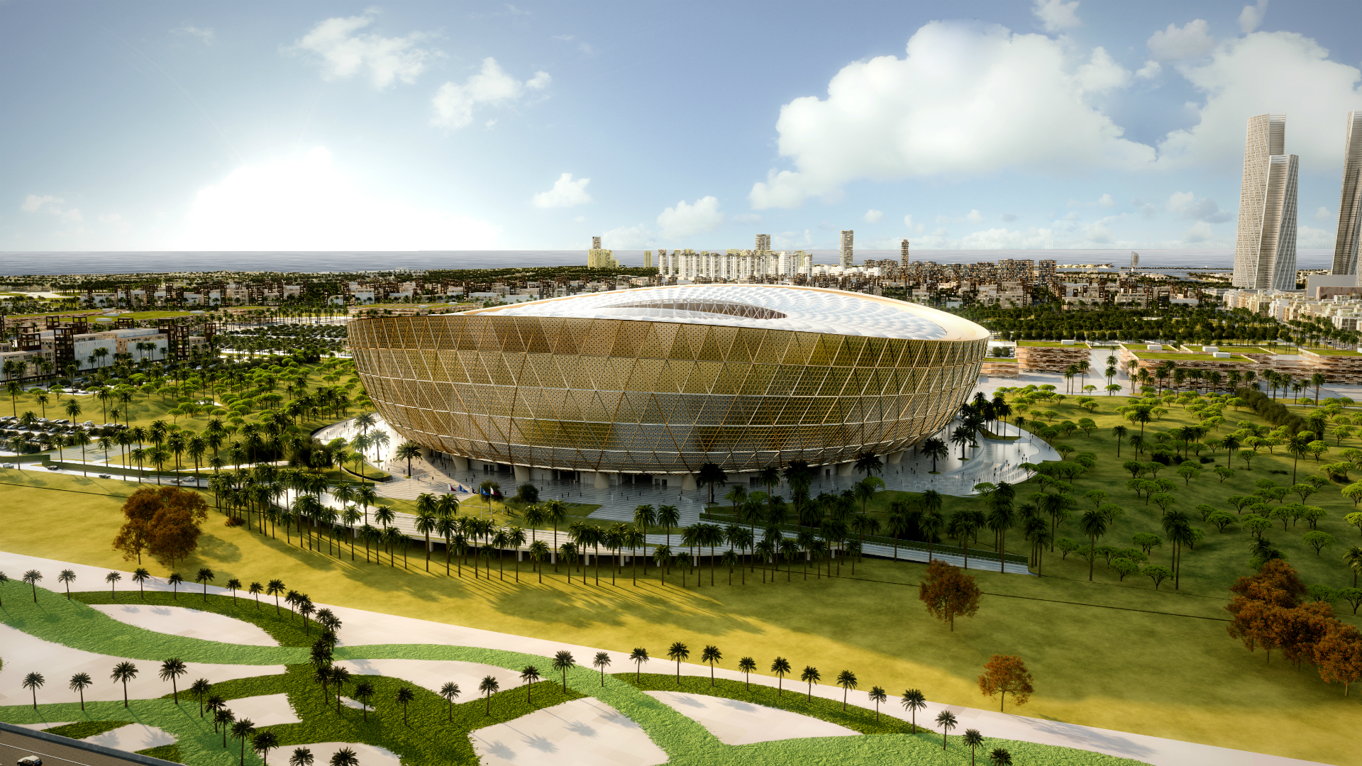 AVITENG works with Belden and IVOX for Qatar 2022 World Cup Stadiums