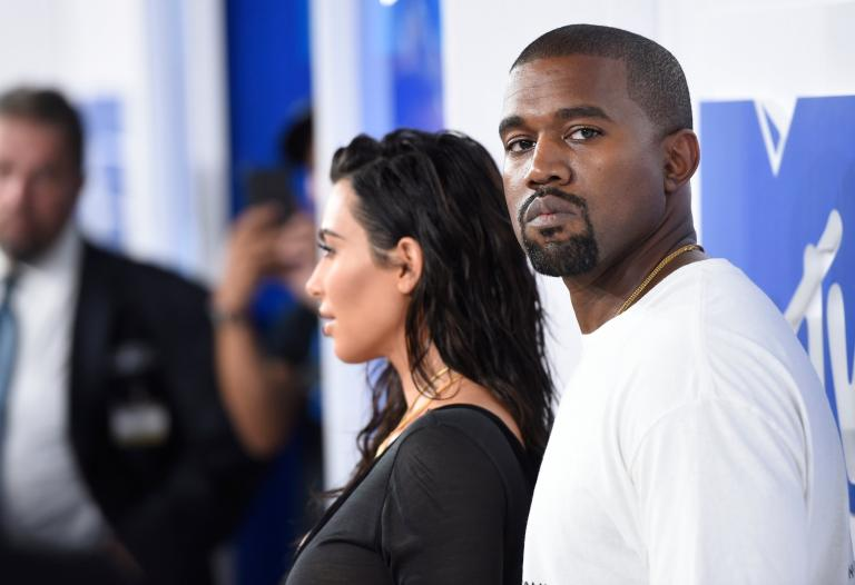 Elle Magazine shares fake Kanye West and Kim Kardashian news to push for voter registration