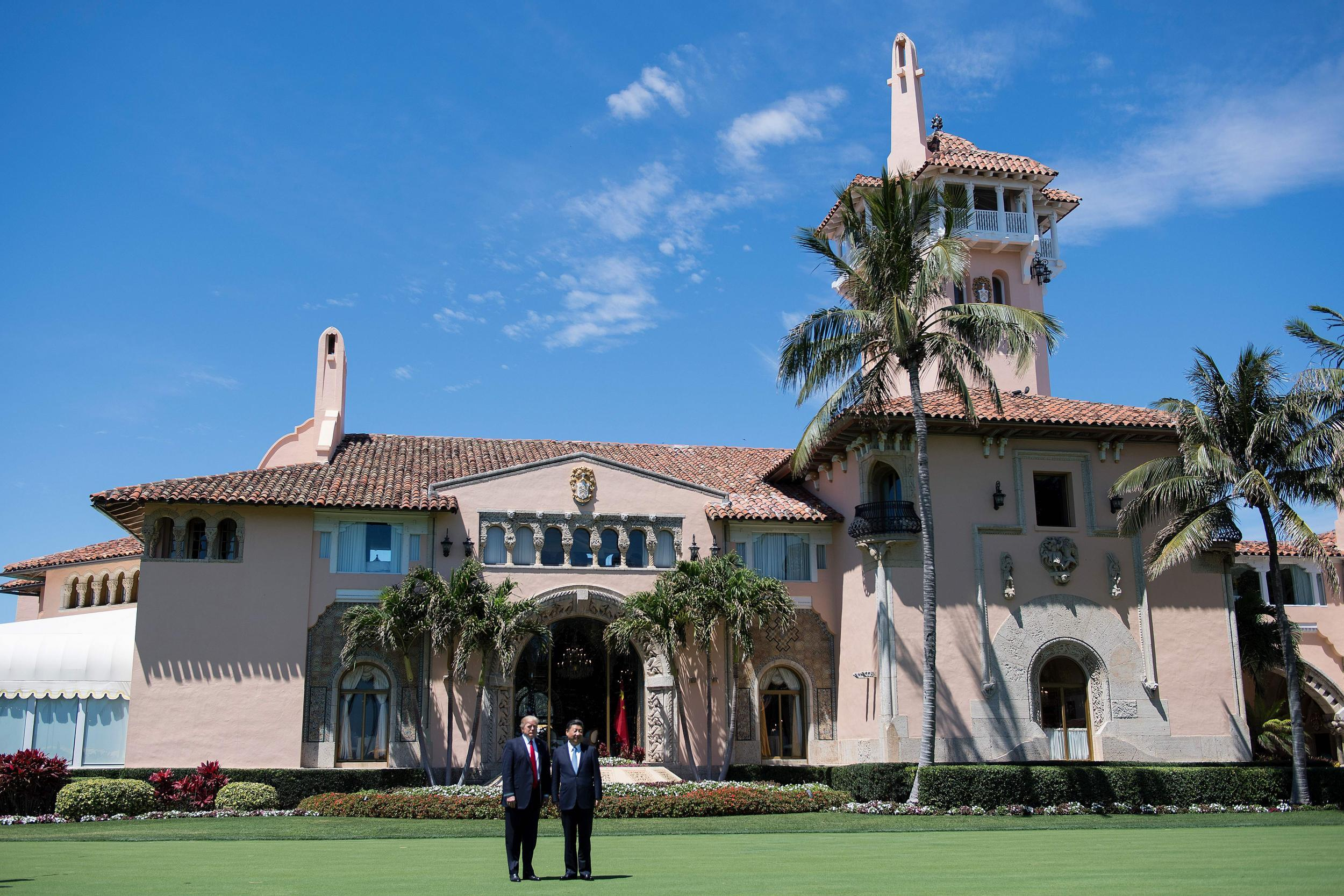 Donald Trump's Mar-a-Lago resorted promoted on State Department website in apparent ethics violation