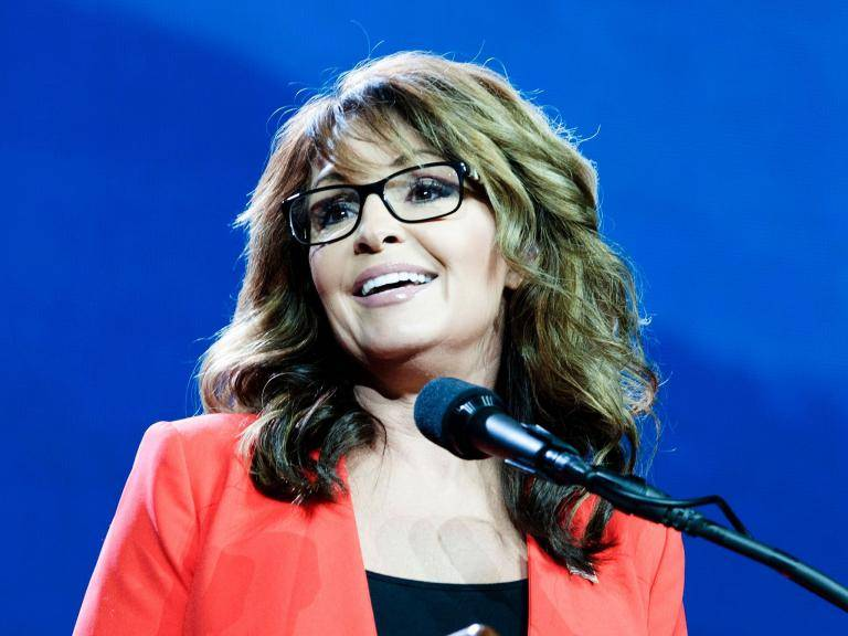 Sarah Palin claims she doesn't suffer sexual harassment because she 'packs' a gun