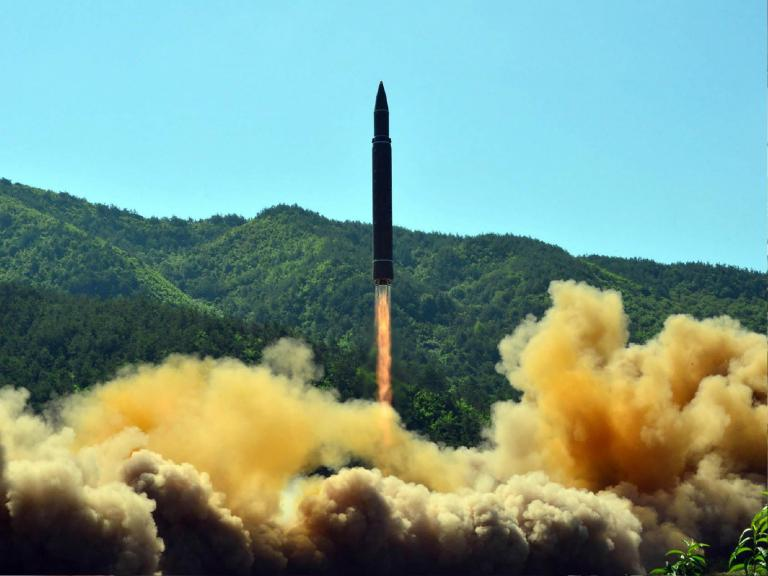 North Korea will be able to launch nuclear weapons next year, US officials warn