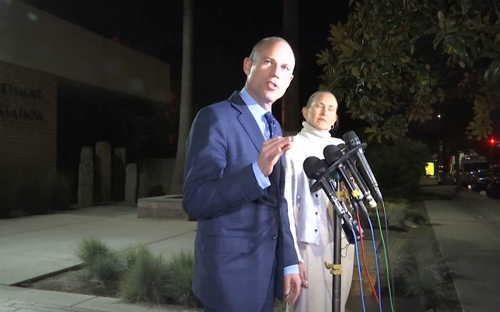 Stormy Daniels lawyer arrested in Los Angeles on suspicion of domestic violence