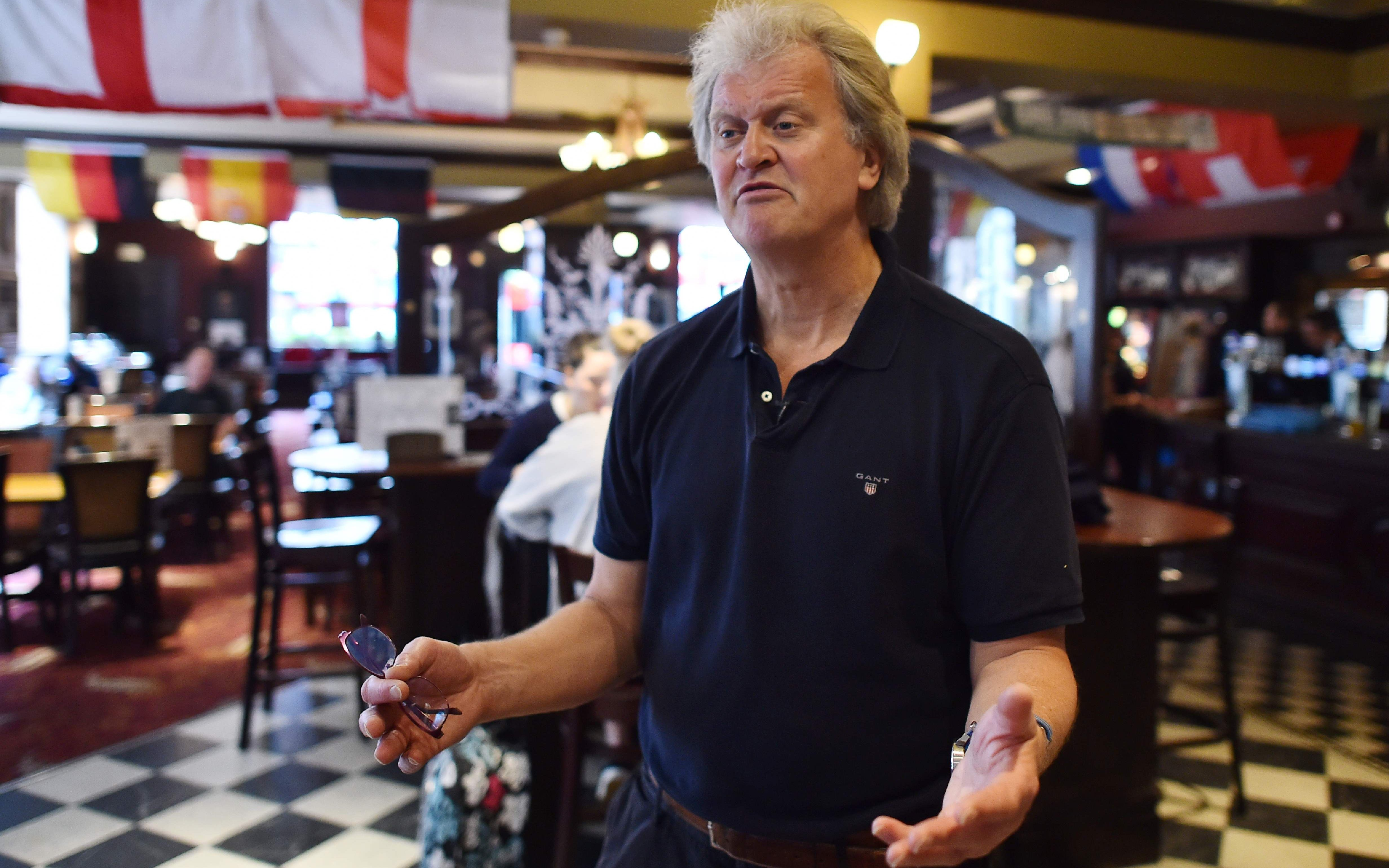 EU chiefs need to 'take a wise-up pill' to avoid economic harm, warns Wetherspoon's Tim Martin