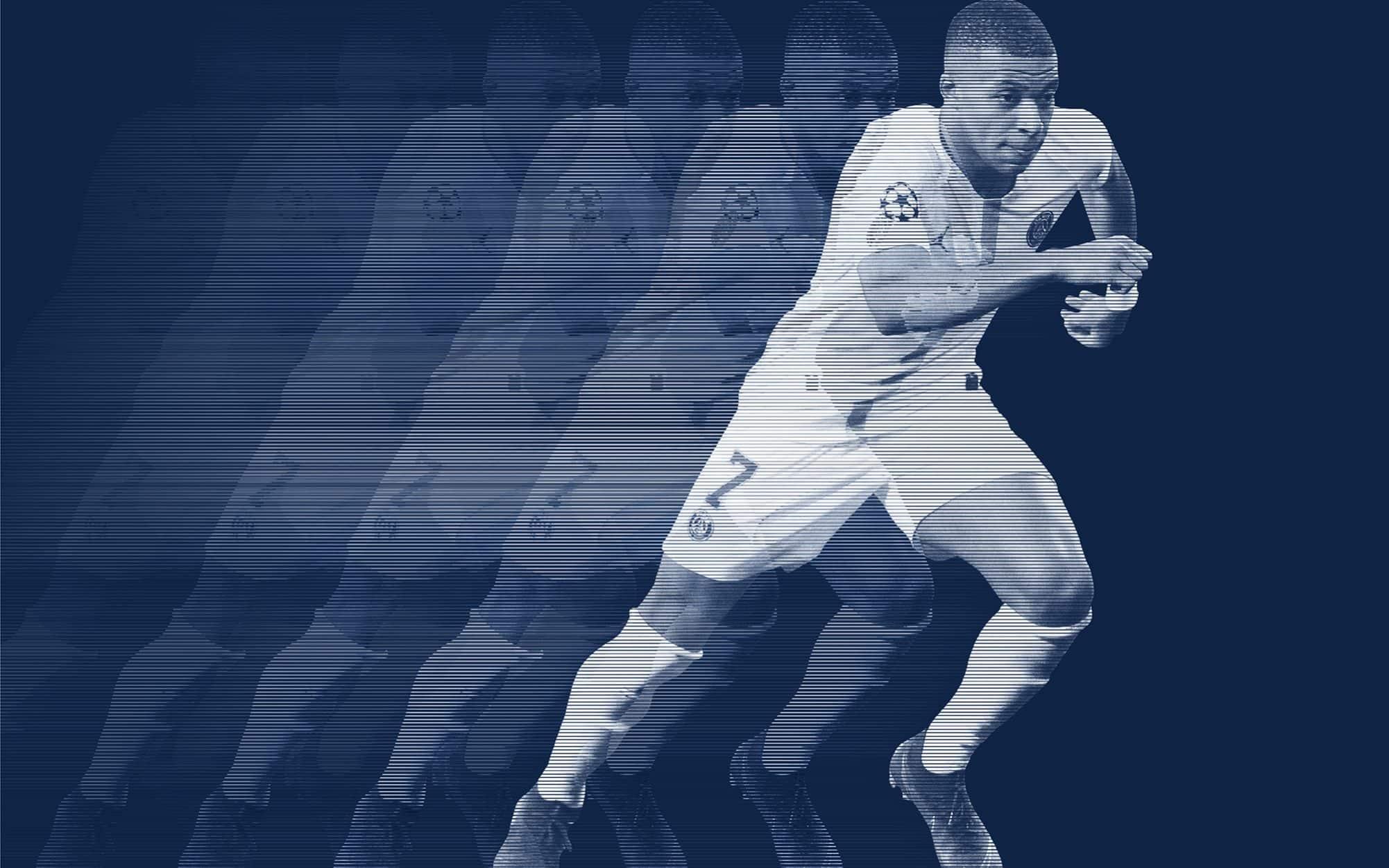 Kylian Mbappe对曼联的迅速掏空强调了足球对节奏的
