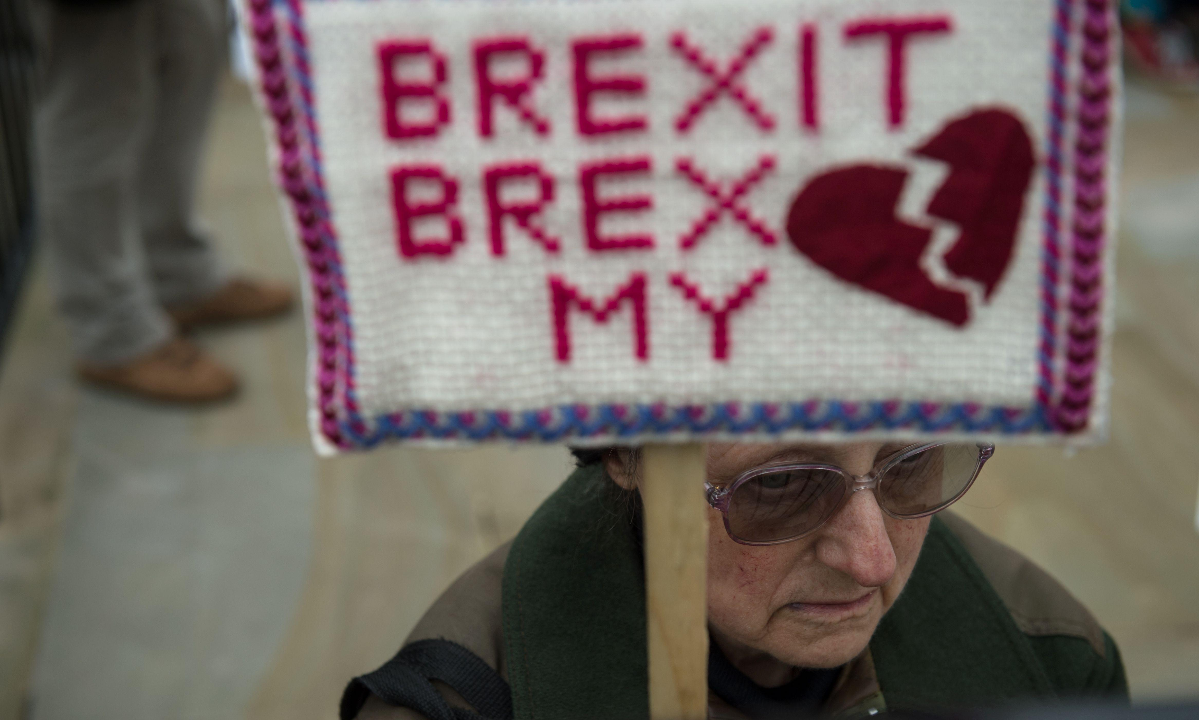 'Like losing a friend' - readers' thoughts on triggering article 50 | Letters