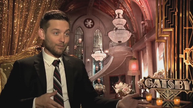 The Great Gatsby - Cast Interview