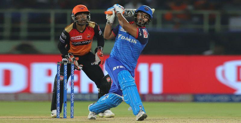 Rishabh Pant(Picture courtesy: IPLT20/BCCI)