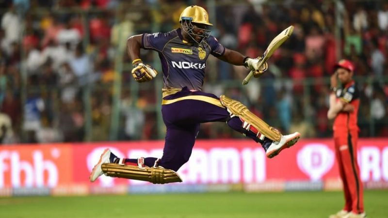 Andre Russell(Picture courtesy: IPLT20/BCCI)