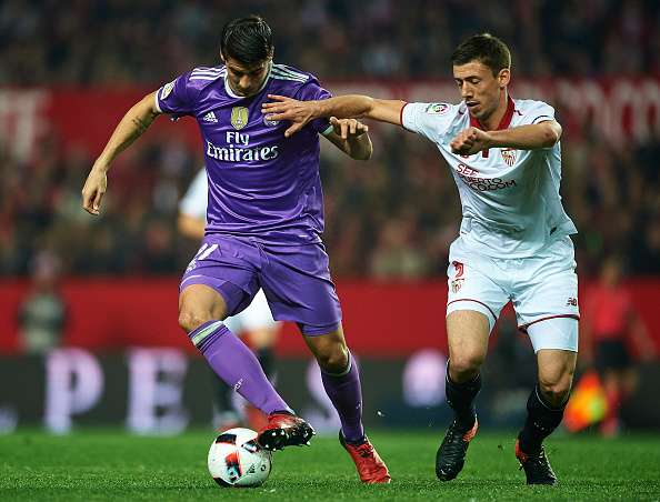 Copa Del Rey 2016 17 Sevilla 3 3 Real Madrid 5 Talking Points Yahoo Cricket