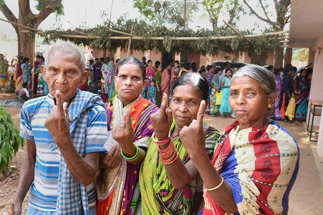 General Election 2019: With the completion of the second phase, polling for more than one third of the total 543 Lok Sabha seats is over.