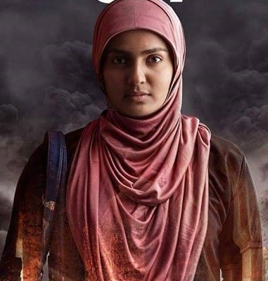 Parvathy in Take off