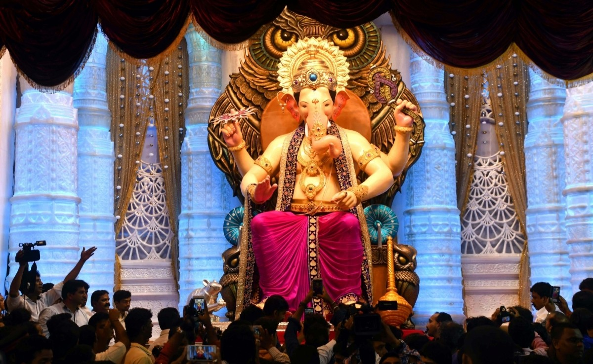 essays on lord ganesha This festival marks a day on which lord ganesha makes his presence on earth for  all his devotees during this festival, the household worships.